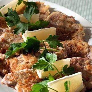 Pork Tenderloin Parmesan