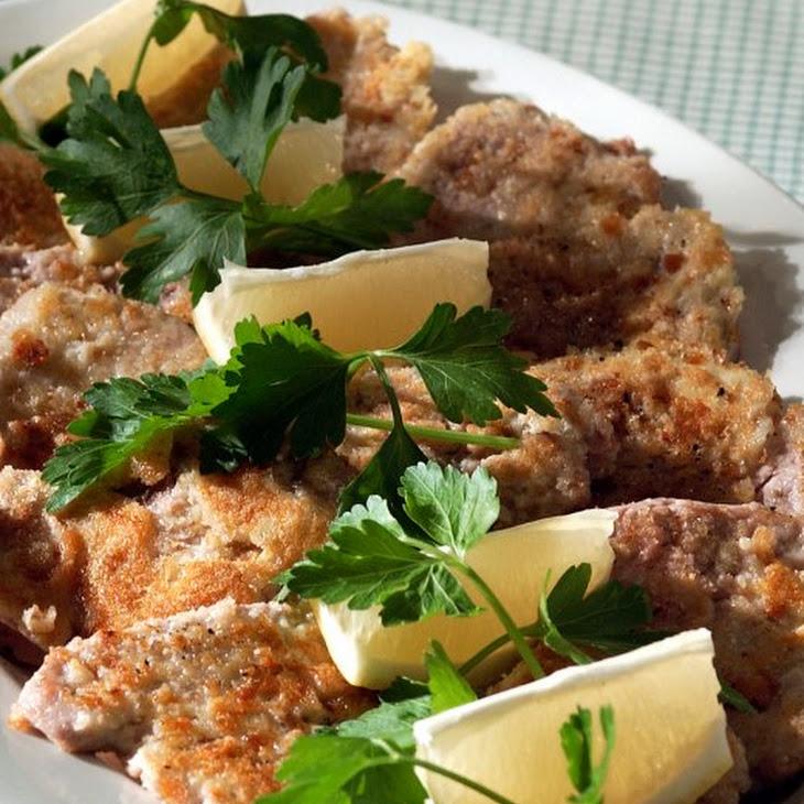 Pork Tenderloin Parmesan Recipe