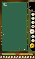 Screenshot of Carom Master (Billiard)