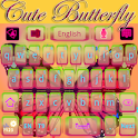 Awesome Butterfly Keyboard icon