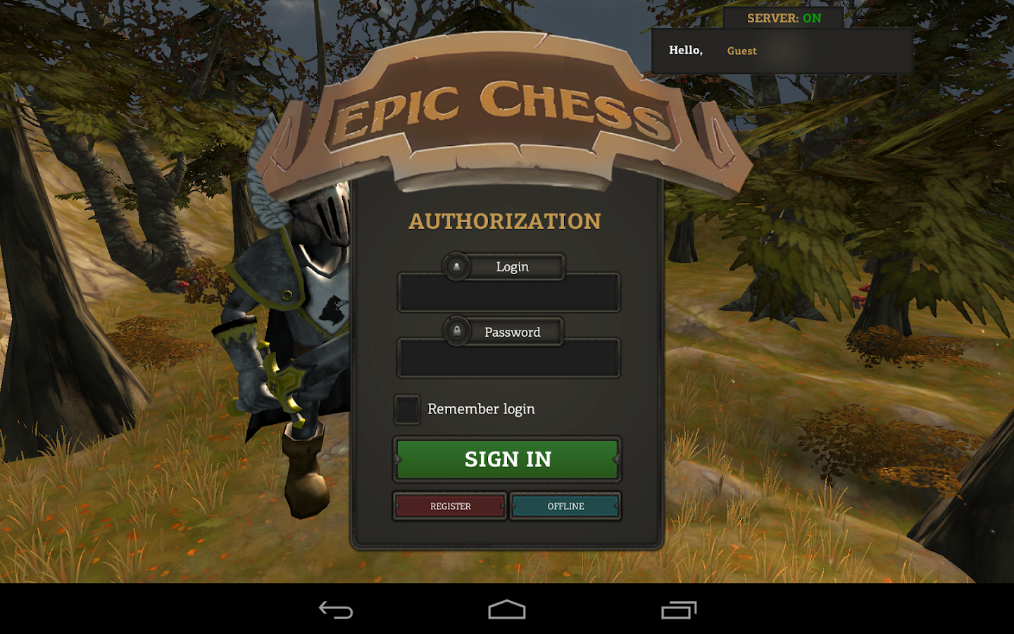 Epic Chess (Early Access)- screenshot