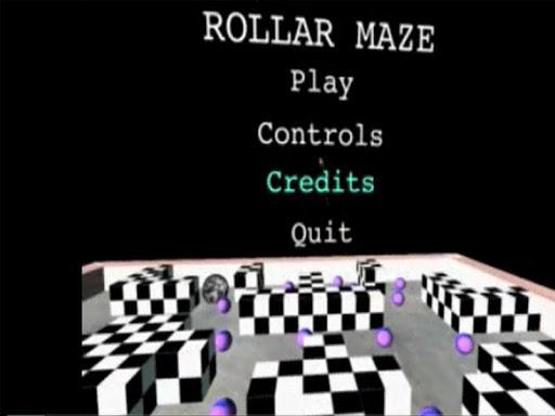 RollerMaze Demo