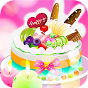 Happy Cake Master Cooking Game icon