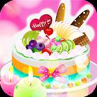 Mestre bolo feliz icon