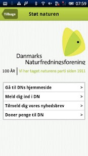 Naturguide - screenshot thumbnail