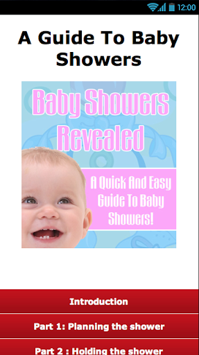 Mind Blowing Baby Showers
