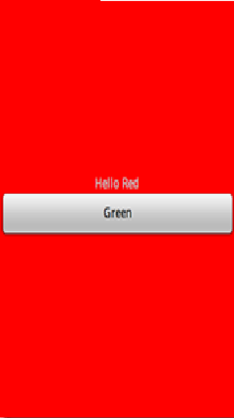 Red/Green Flashlight - screenshot