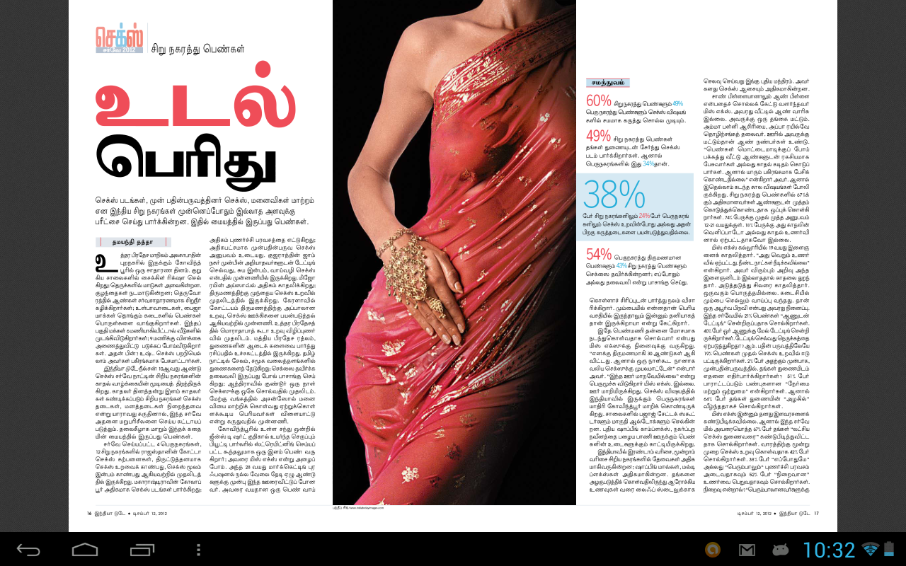 India Today Tamil - screenshot