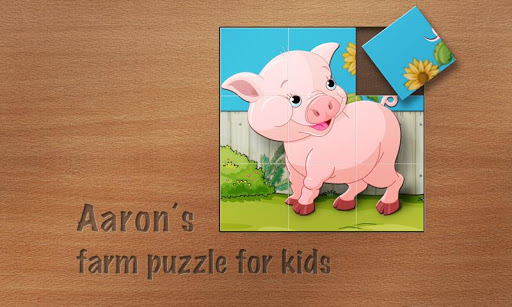 Aaron's Kids Farm Animals