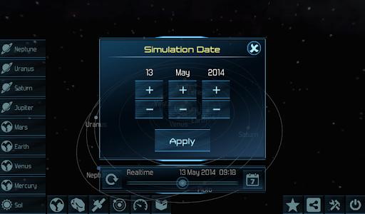 Solar System Explorer HD Pro v2.6.9