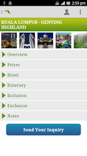 MZahid - Hajj Umrah Packages- screenshot thumbnail
