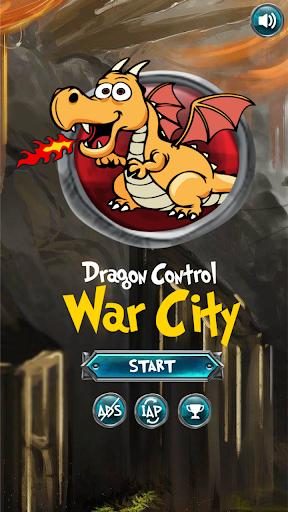 ドラゴンコントロール:戦争市