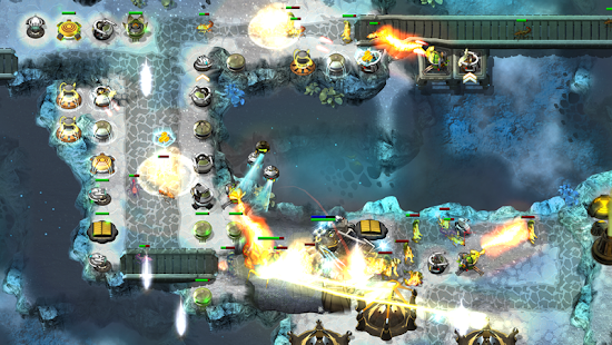 Sentinel 4: Dark Star Screenshot