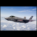 Great planes : F35 Lightning logo