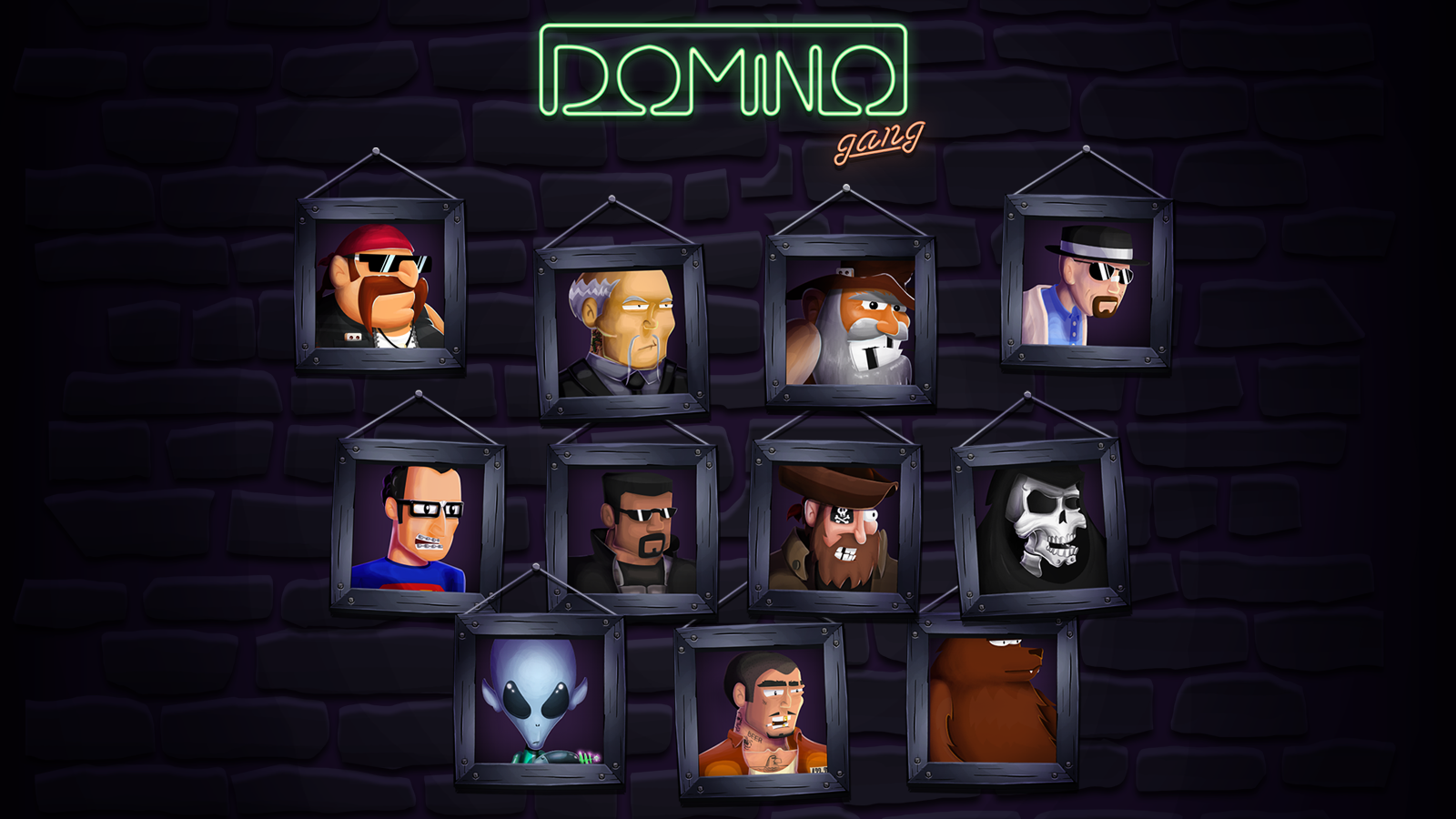 Domino Gang- screenshot