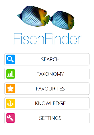 FishFinder - worldwide Fish ID