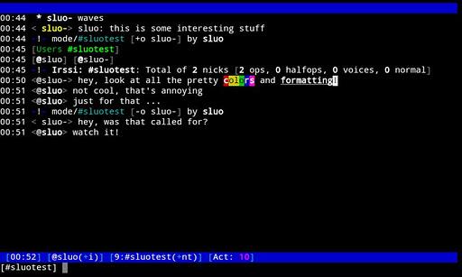 Terminal Emulator for Android 1.0.70 screenshots 4