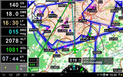 FLY is FUN Aviation Navigation  screenshots 10