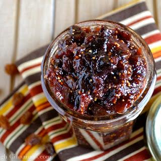 Spiced Fig Chutney Recipes.