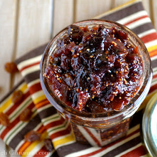 Spiced Fig Chutney Recipes.