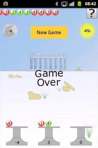 解謎必備免費app推薦|Number Fumbler - Math workout線上免付費app下載|3C達人阿輝的APP