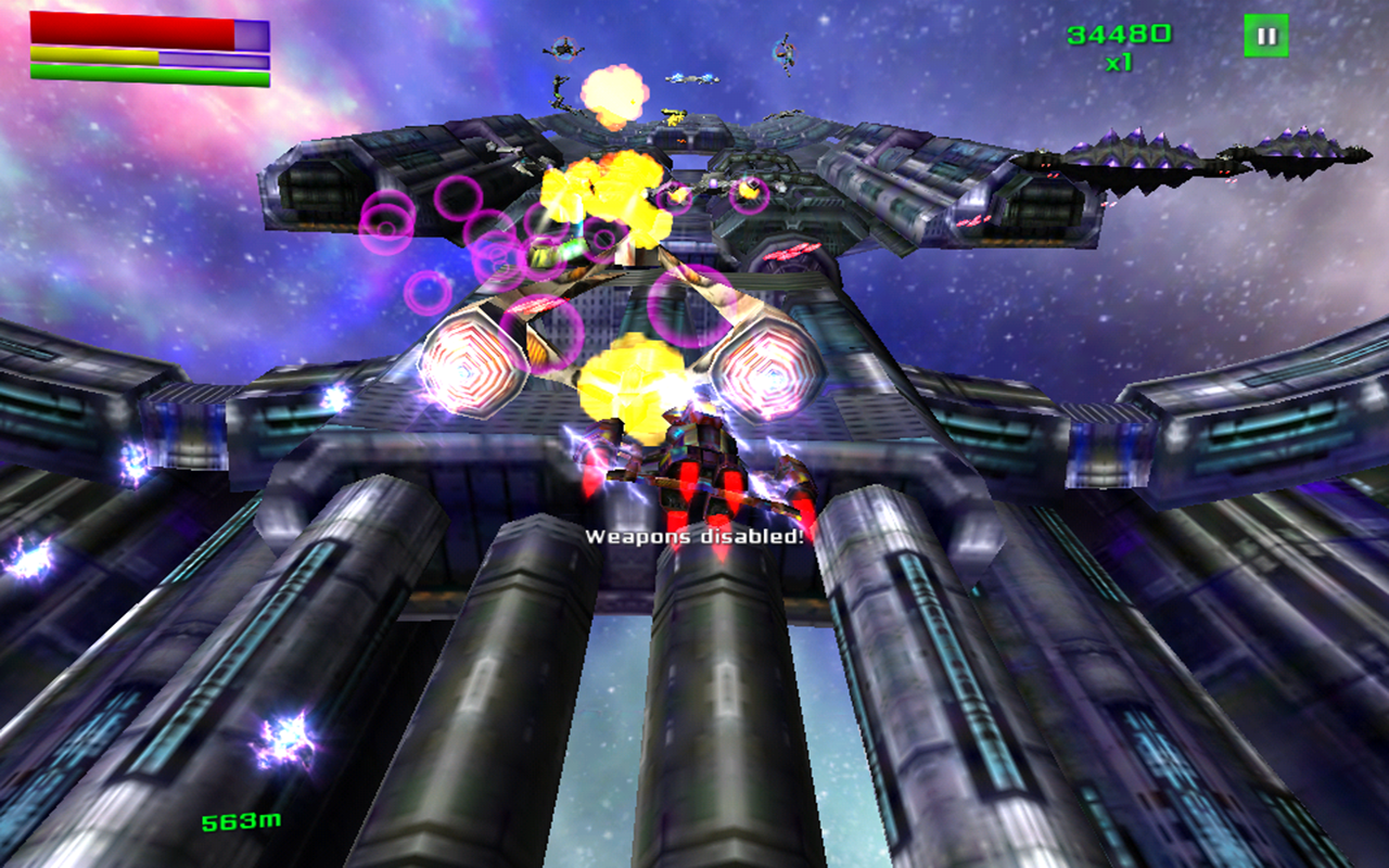 Galactic Run Free- screenshot