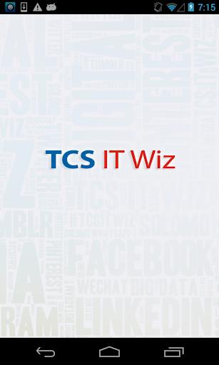 TCS IT Wiz