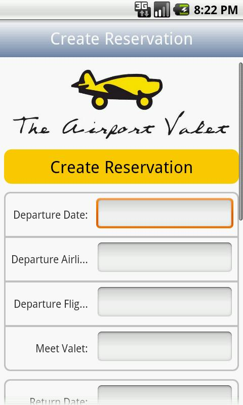 Airport Valet - screenshot