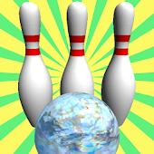 Bowling Puzzle - throw balls