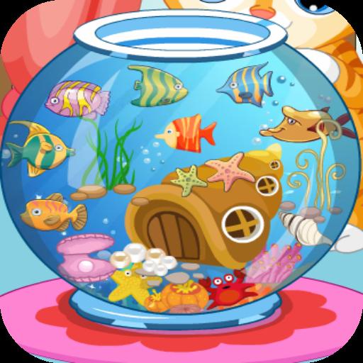 เกมส์แต่งตู้ปลา