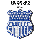 Emelec Digital Clock