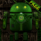 Steampunk Droid Free Wallpaper icon
