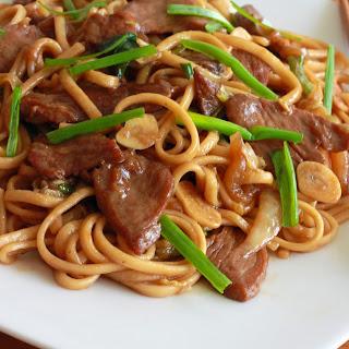 Shanghai Noodles.