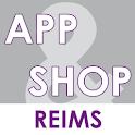 App&Shop Reims logo