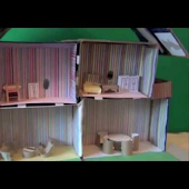Build Dollhouse Games