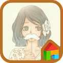 Fall In Luv LINELauncher theme icon