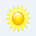iclams weather forecast logo