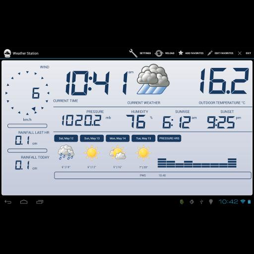 Weather Station APK Cracked Download