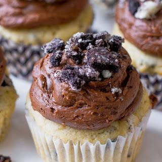 Cookies 'n' Cream Cupcakes.
