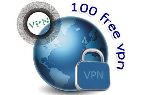 100 Free VPN
