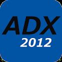 ADX 2012 logo