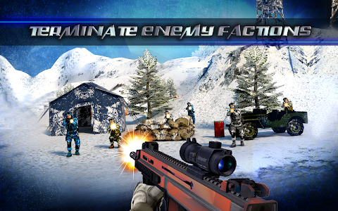 Mountain Sniper Killer 3D FPS v1.2