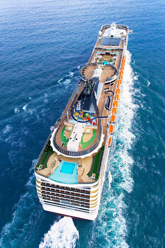MSC-Preziosa - MSC Preziosa offers a vacation's worth of sun-splashed activities for all ages.