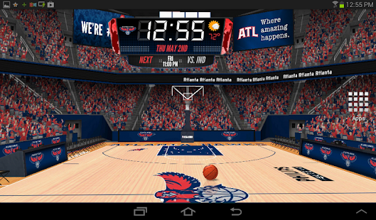 [NBA 3D Live Wallpaper] Screenshot 3