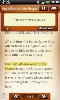Screenshot of Read4English Learn English
