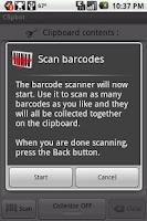 Screenshot of Clipbot