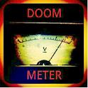 Doom Meter logo