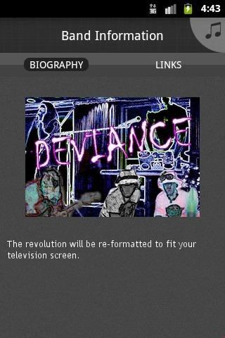 Social Deviance - screenshot