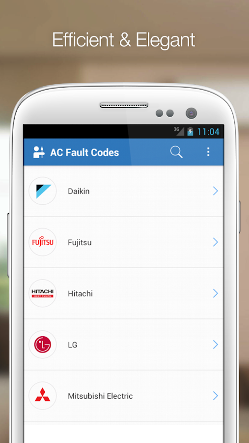 AC Fault Codes- screenshot