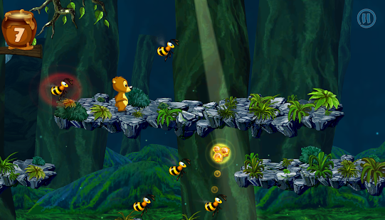 Honey Run F2P- screenshot thumbnail